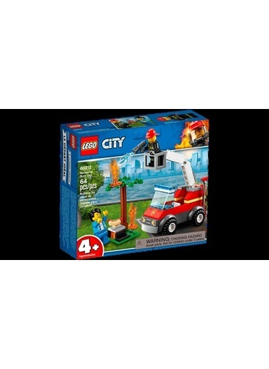 Lego LEGO City Barbecue Burn Out Renkli
